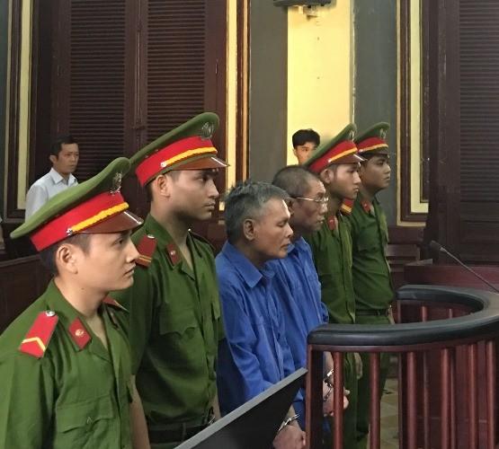 Nguyên tổng giám đốc ALC II và đồng phạm tham ô cùng lãnh án tử