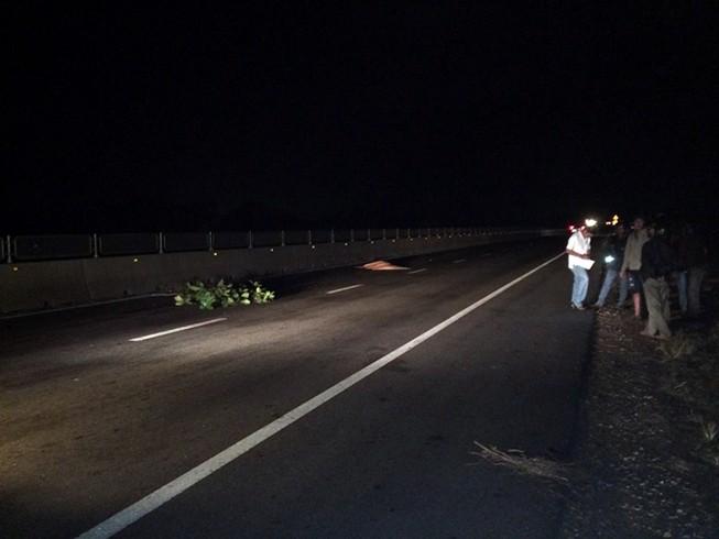 Xác nạn nhân bị tai nạn giao thông nằm cách hiện trường… 5 cây số