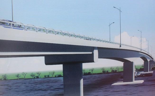 An Giang: Xây dựng cầu Châu Đốc thay thế phà Châu Giang
