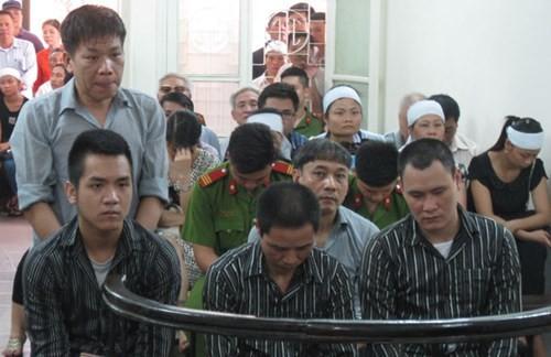 Xử phúc thẩm vụ cựu phó ban Tổ chức Quận ủy Cầu Giấy giết người