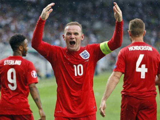 'Rooney rất cần cho hỏa lực của tuyển Anh'