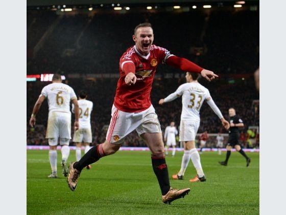 Rooney được bầu là cầu thủ xuất sắc nhất Anh