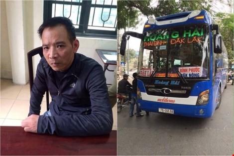 Khởi tố đối tượng trộm xe giường nằm 3 tỉ đồng lái lên Hà Nội… chơi