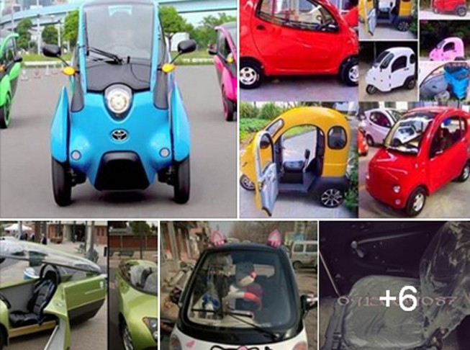 Cục Đăng kiểm khuyến cáo người dân không mua ôtô điện mini