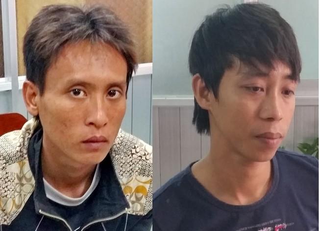 Kề dao khống chế tài xế cướp xe taxi Mai Linh