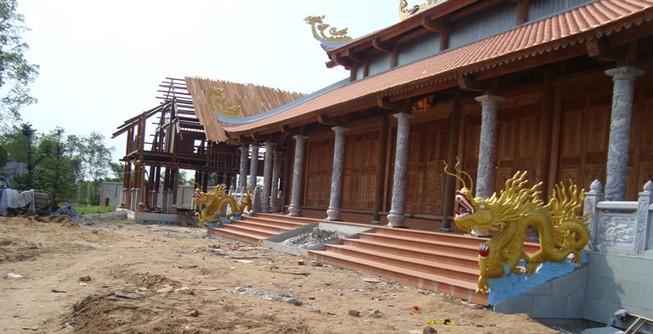 Xem xét, cấp phép xây dựng cho nhà thờ tổ của Hoài Linh