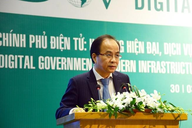 'Việt Nam chưa có Chính phủ điện tử'