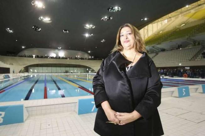 Nữ kiến trúc sư lỗi lạc các công trình thể thao qua đời