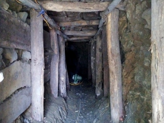 Cận cảnh bãi vàng nơi bốn nạn nhân tử vong do ngạt khí