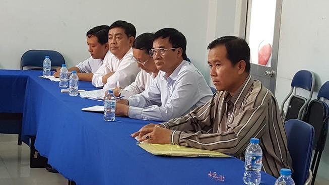 Chủ tịch phường công khai xin lỗi dân