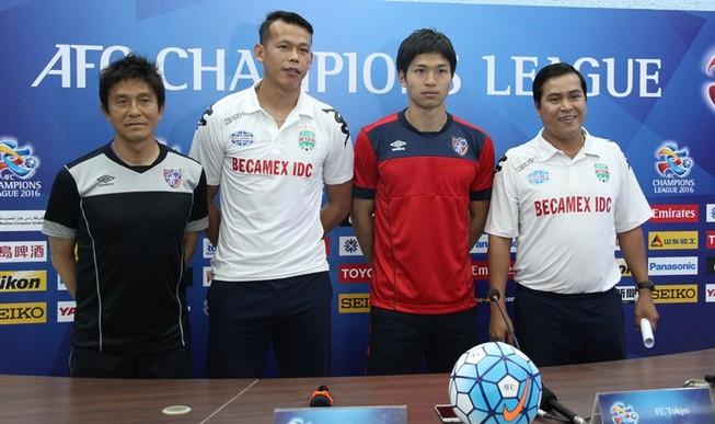 B. Bình Dương muốn 'tặng quà' AFC cho giới hâm mộ