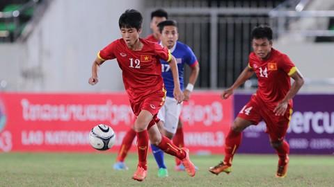 Nations Cup 2016: U-21 Việt Nam lại 'vay nợ' người Thái