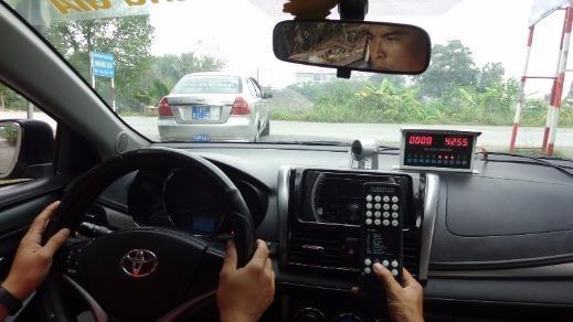 Từ 1-7, thi lái xe trên đường dễ… rớt!