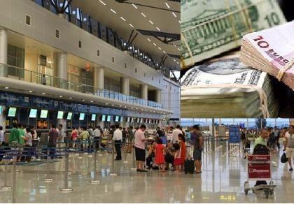 Xuất nhập cảnh được mang theo bao nhiêu tiền, ngoại tệ?