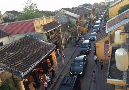 Thủ tướng xin lỗi việc đoàn xe công đi vào phố cổ Hội An