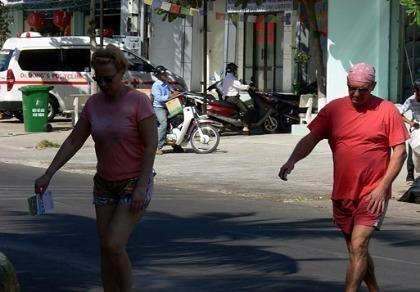 Nhộn nhịp bầu cử DUMA Quốc gia Nga tại… Mũi Né