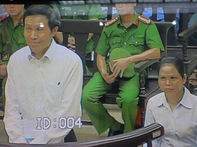Đang xét xử phúc thẩm blogger Ba Sàm