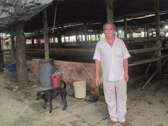 Huỷ án vụ 'nông dân qua biên giới mua trâu bị kết tội'