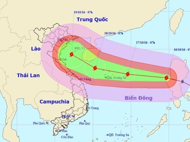 Bộ Y tế gửi công điện về ứng phó khẩn cấp bão số 7