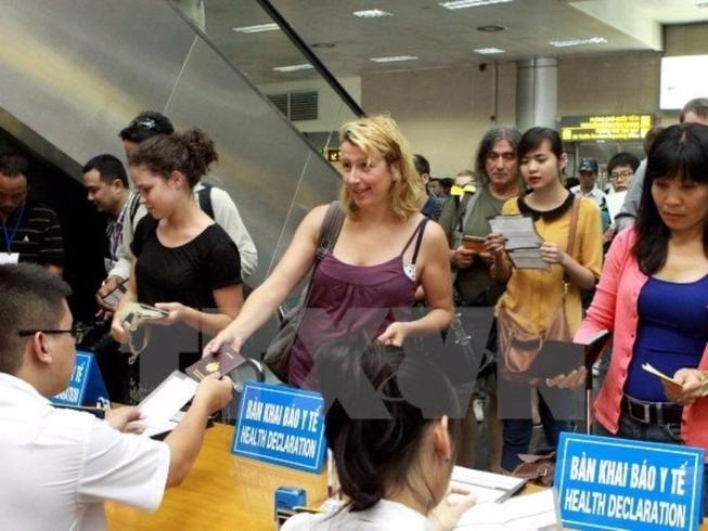 Cấp thị thực điện tử cho người nước ngoài nhập cảnh VN