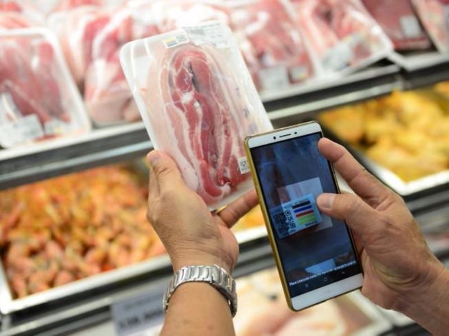 Công bố 349 điểm bán thịt heo truy xuất được nguồn gốc
