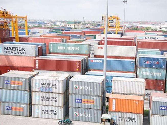 Hàng hóa về cảng chưa thanh toán nợ sẽ bị bán đấu giá
