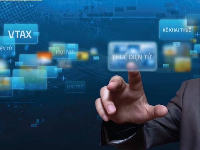 Thông báo lịch tạm dừng hệ thống khai thuế qua mạng