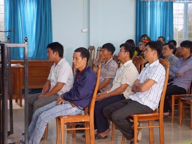 TAND tỉnh Kon Tum tiếp tục xử 1 vụ án có dấu hiệu oan