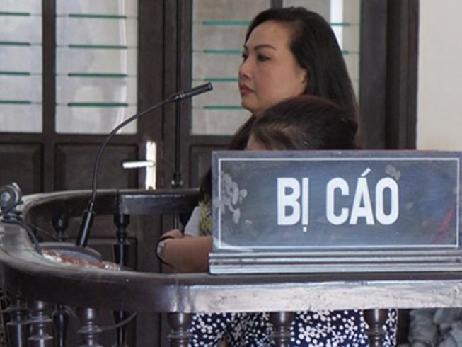 Đề nghị khởi tố vợ nguyên chánh VP Tỉnh ủy Nghệ An