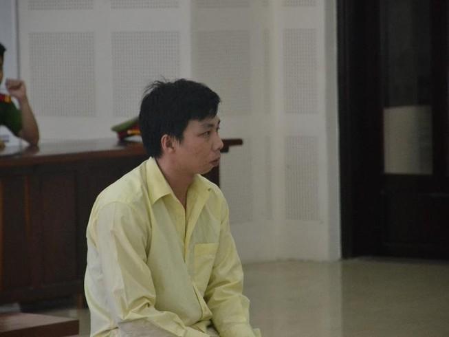 Bị cáo Mạc Văn Nhân hiếp dâm chủ quán lãnh 30 năm tù