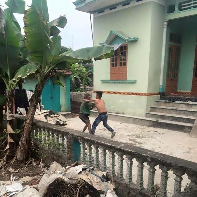 Sự thật vụ con trai đánh cha ở Hải Dương 'gây bão' trên Facebook