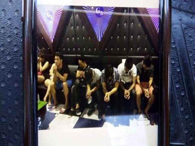 Hơn 50 dân chơi 'bay lắc' ở Hải Phòng bị tạm giữ
