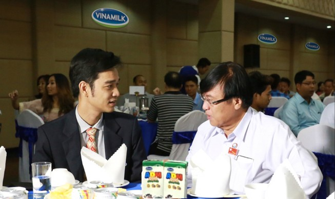 Vinamilk tấn công thị trường Myanmar và Thái Lan