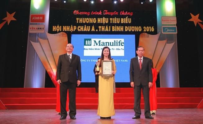 Manulife được đánh giá 'uy tín nhất' và 'tốt nhất'