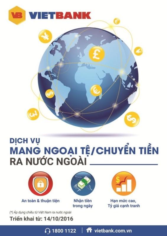 An tâm chuyển tiền quốc tế nhờ dịch vụ của ngân hàng