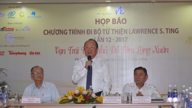 Chương trình Đi bộ từ thiện Lawrence S. Ting