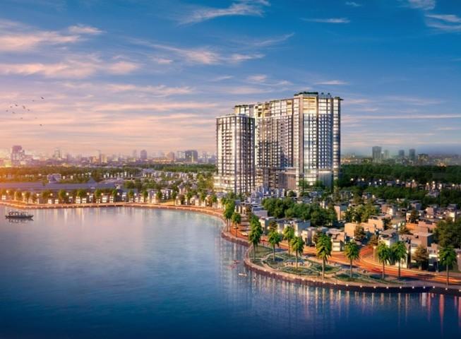 Tùng Dương trở thành cư dân đầu tiên tại Sun Grand City