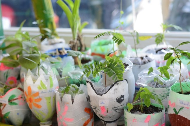 Hãy tăng cường tái chế rác thải