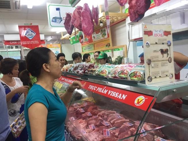 Thịt sạch tươi ngon đậm tình sum họp