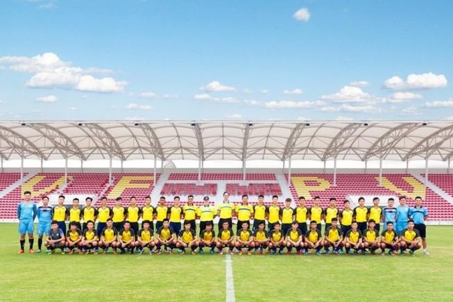 PVF tổ chức các trận đấu giao hữu quốc tế