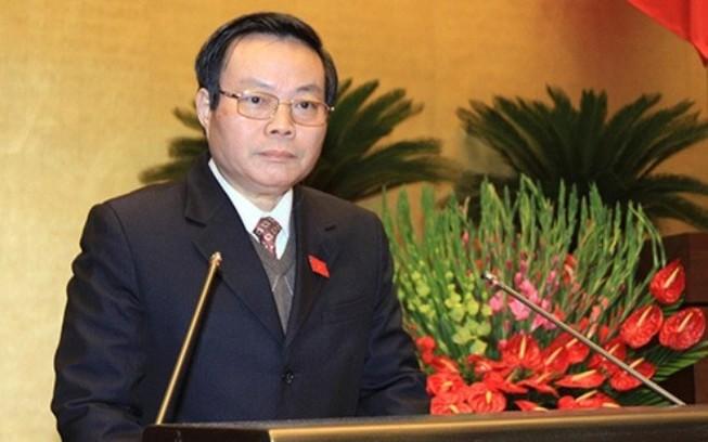 Chủ nhiệm Ủy ban Tài chính - Ngân sách Phùng Quốc Hiển
