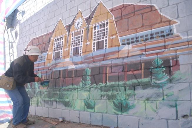 'Những ngôi nhà cổ trên đường phố' Đà Lạt