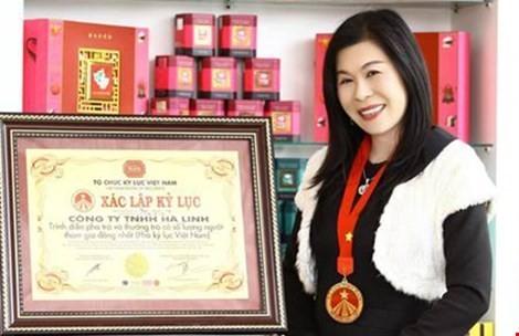 Thi hài nữ doanh nhân Hà Linh đã về với gia đình