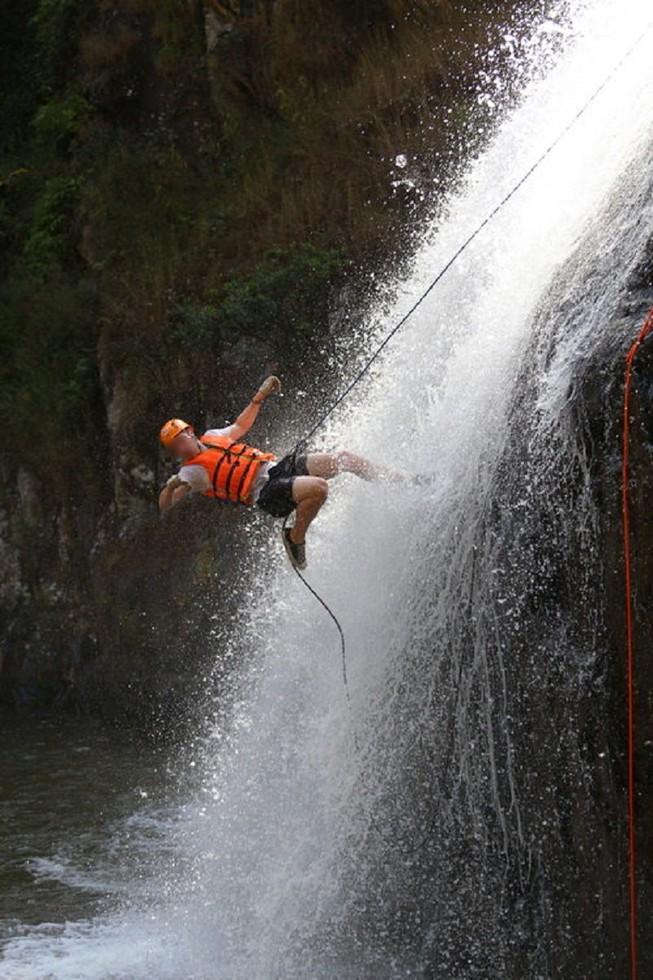Công an Đà Lạt xác nhận 3 du khách nước ngoài tử nạn ở thác Datanla