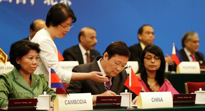 Phép thử AIIB của Trung Quốc: Ảnh hưởng của Mỹ đối với đồng minh còn yếu?