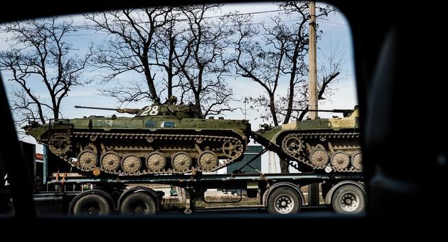 Quân miền Đông nhận nhiều vũ khí khủng từ Moscow