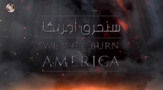 'Chúng tôi sẽ thiêu cháy nước Mỹ như vụ 11 tháng 9'