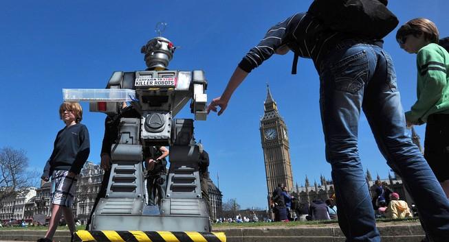 Phản ứng của thế giới trước 'robot giết người tự động'