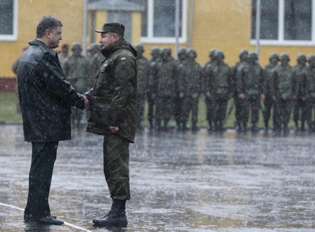 Mỹ đề nghị viện trợ Ukraine 17,7 triệu USD