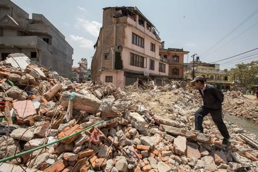 Hàng nghìn du khách châu Âu vẫn mất tích trong trận động đất ở Nepal